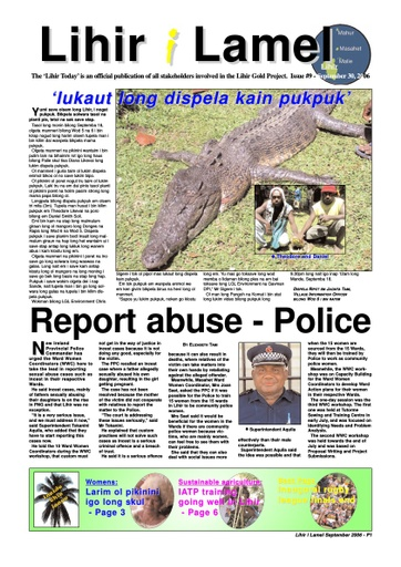 12 December 2006 Issue