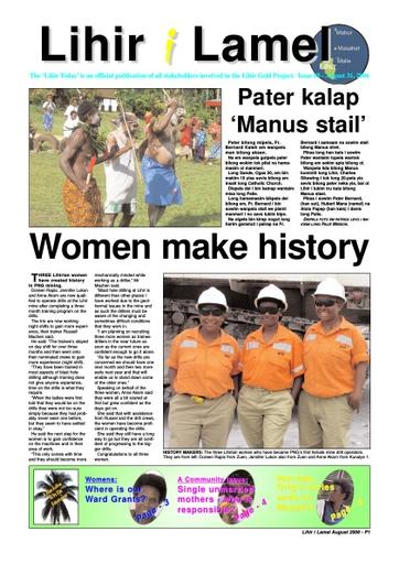 11 November Issue 2006