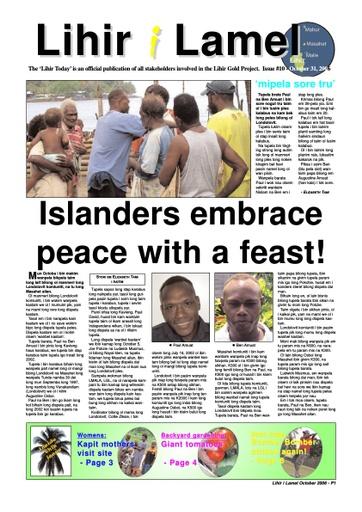 10 October Issue 2006