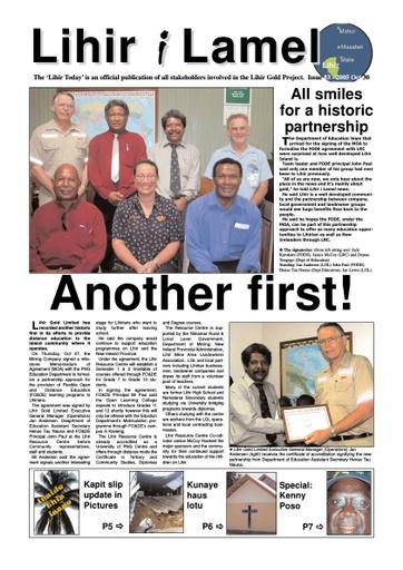 3 October Issue 2005