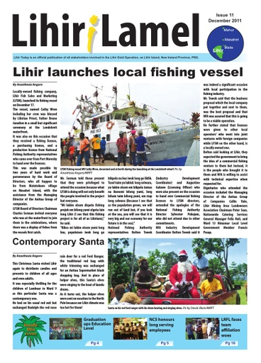 12 December Issue 2011