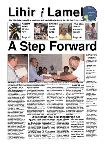 4 November Issue 2005