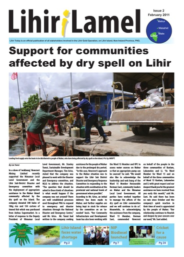 2 February Issue 2011