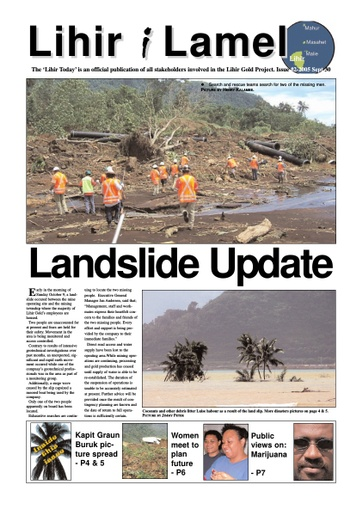 2 September Issue 2005